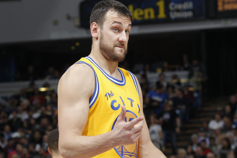 Andrew Bogut de Golden State Warriors