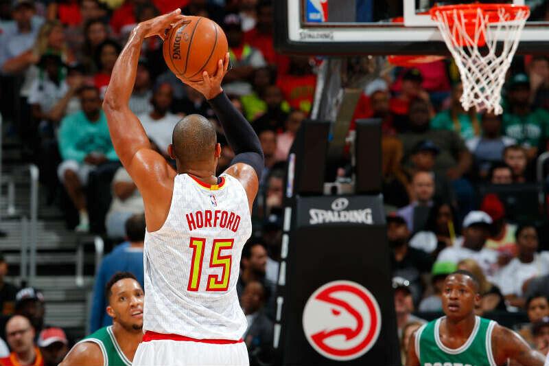 Atlanta Hawks vs. Boston Celtics