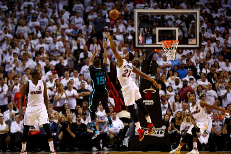 Charlotte Hornets vs Miami Heat