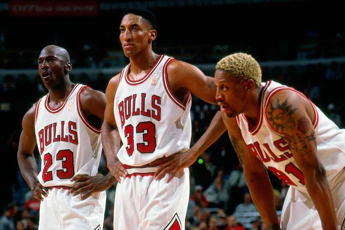 Chicago Bulls 1995-96