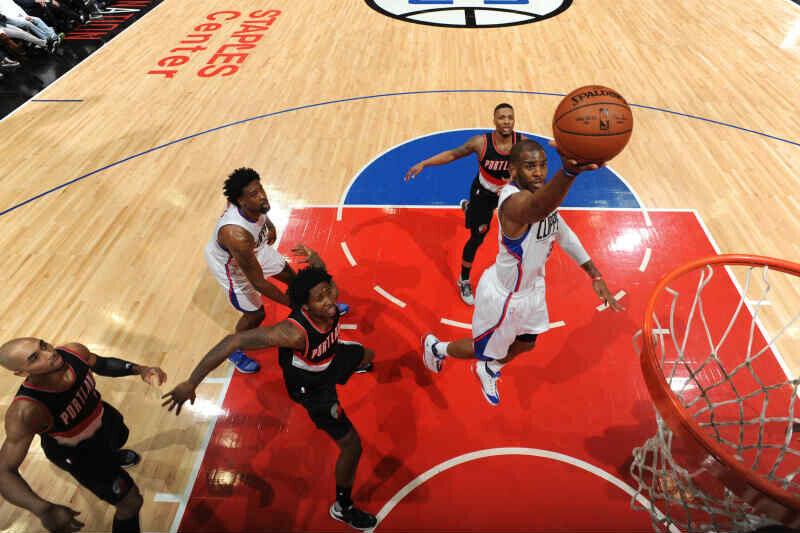 Chris Paul de Los Angeles Clippers