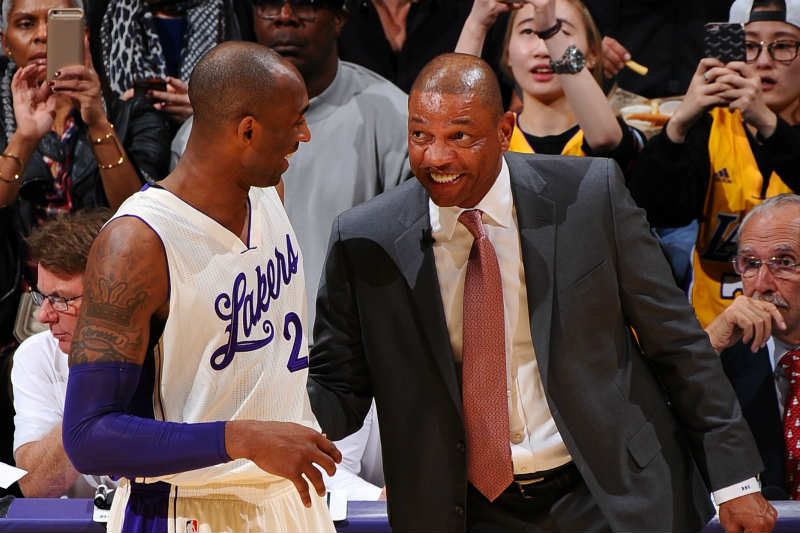 Doc Rivers-Kobe Bryant