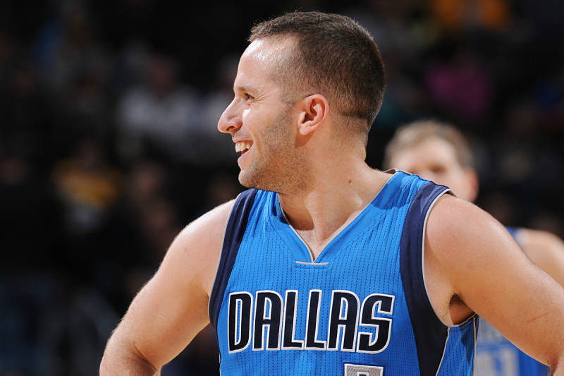 J.J. Barea, jugador de Dallas Mavericks
