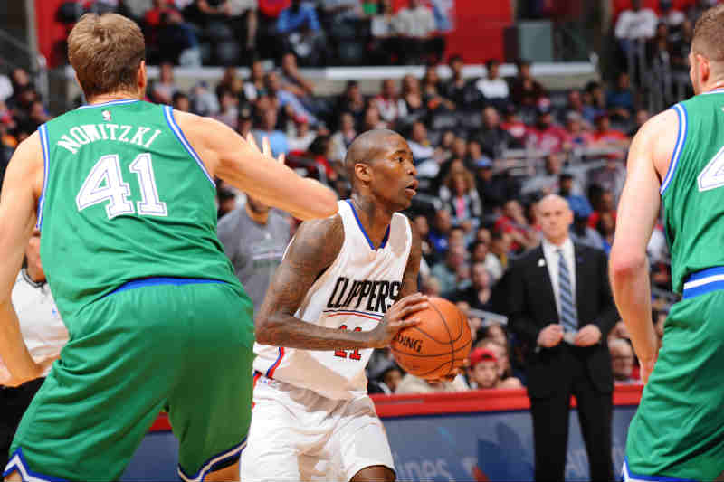 Jamal Crawford de Los Angeles Clippers