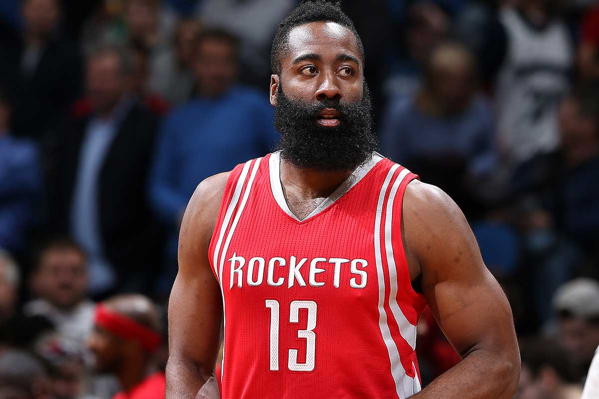 La cara y la cruz de la estrella de Houston Rockets