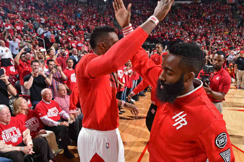 James Harden-Dwight Howard