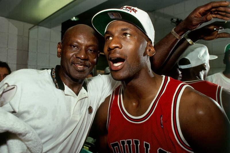 James Jordan-Michael Jordan