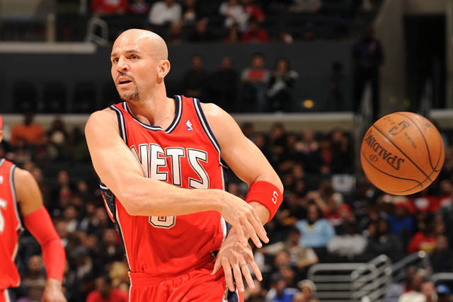 Jason Kidd en New Jerse NEts