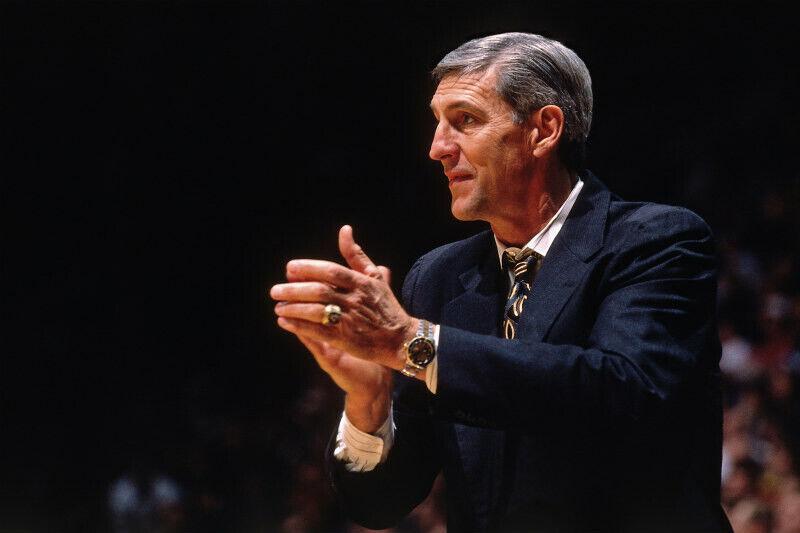 Jerry Sloan ex técnico Utah Jazz