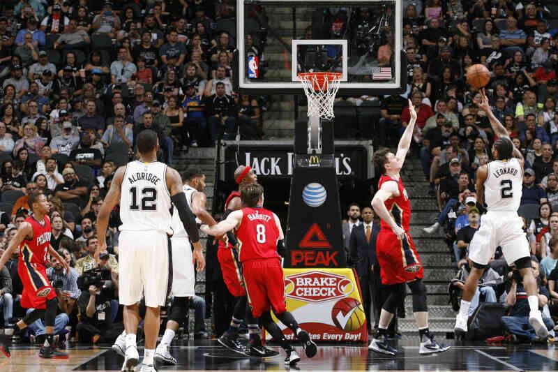 Kawhi Leonard de San Antonio Spurs