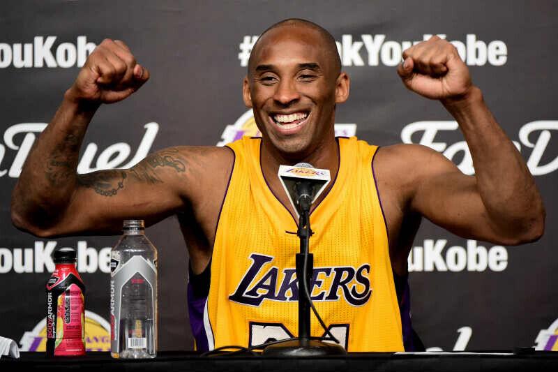 Kobe Bryant ex jugador