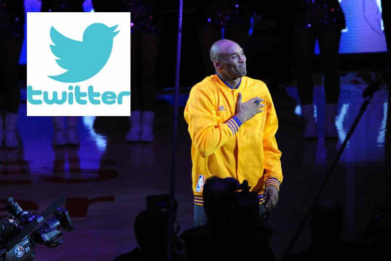 Kobe Bryant Twitter
