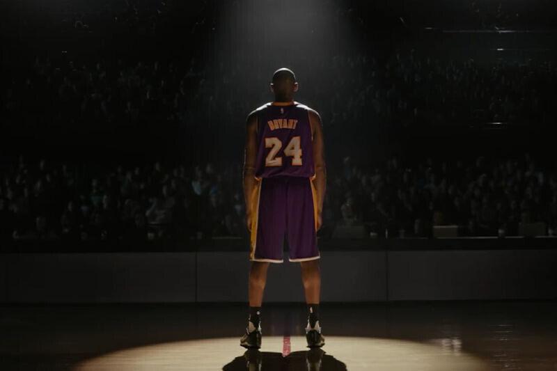 Kobe Bryant, estrella de Nike