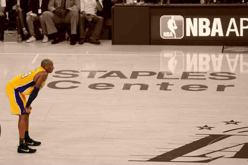 Kobe Bryant malos resultados
