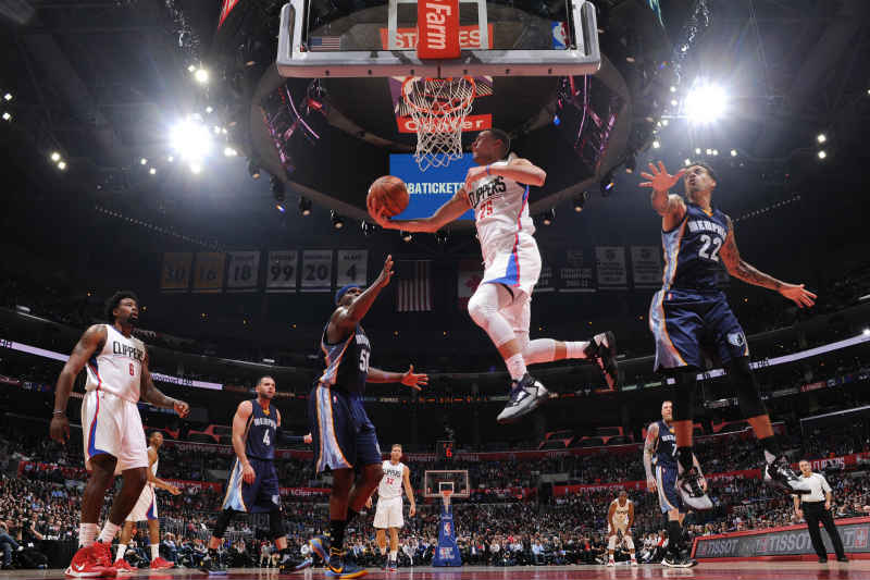 Los Angeles Clippers vs. Memphis Grizzlies