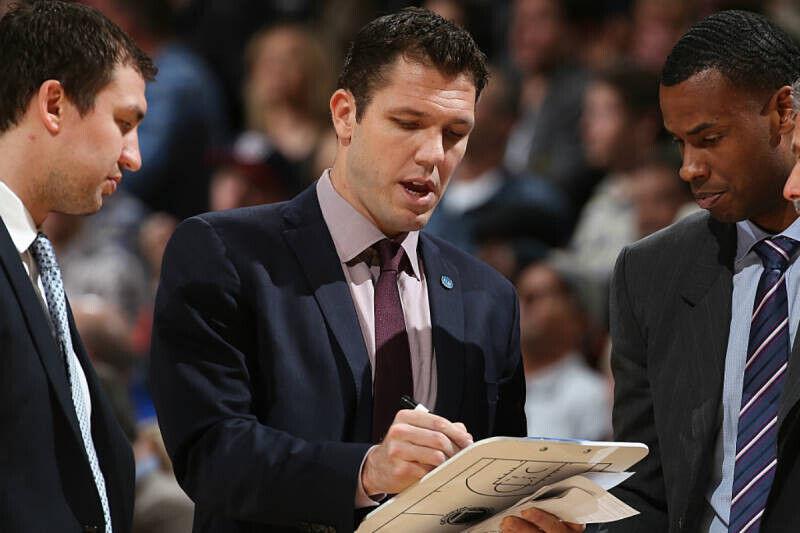 Luke Walton, nuevo entrenador de Los Angeles Lakers