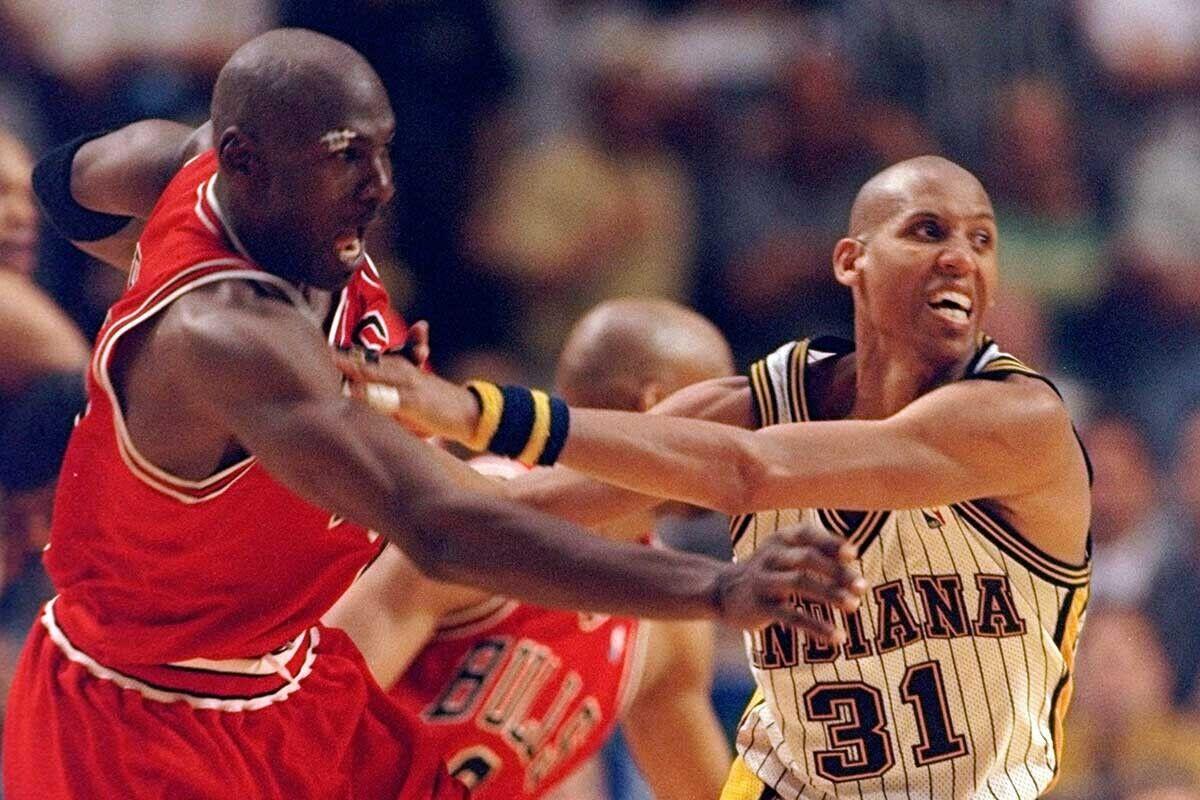 Una de las grandes rivalidades de la NBA