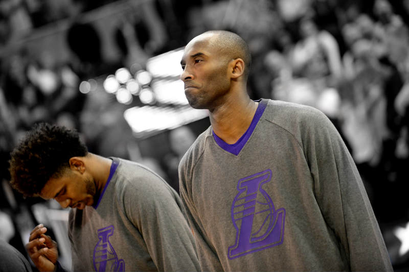 Nick Young-Kobe Bryant