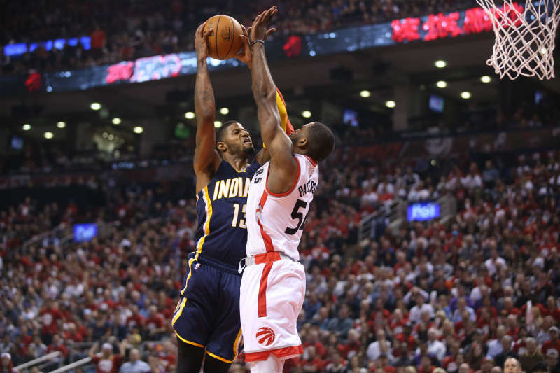 Paul George de Indiana Pacers