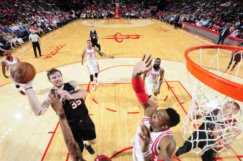 Phoenix Suns - Houston Rockets
