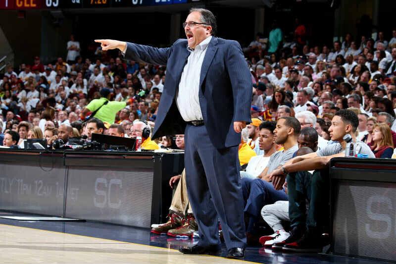 Stan Van Gundy - entrenador Detroit Pistons