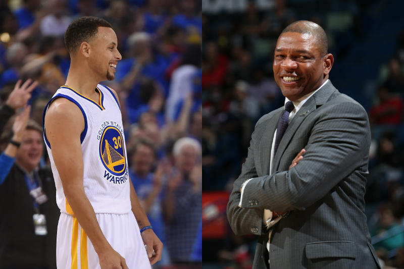 Stephen Curry-Doc Rivers