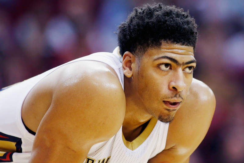 Anthony Davis de New Orleans Pelicans