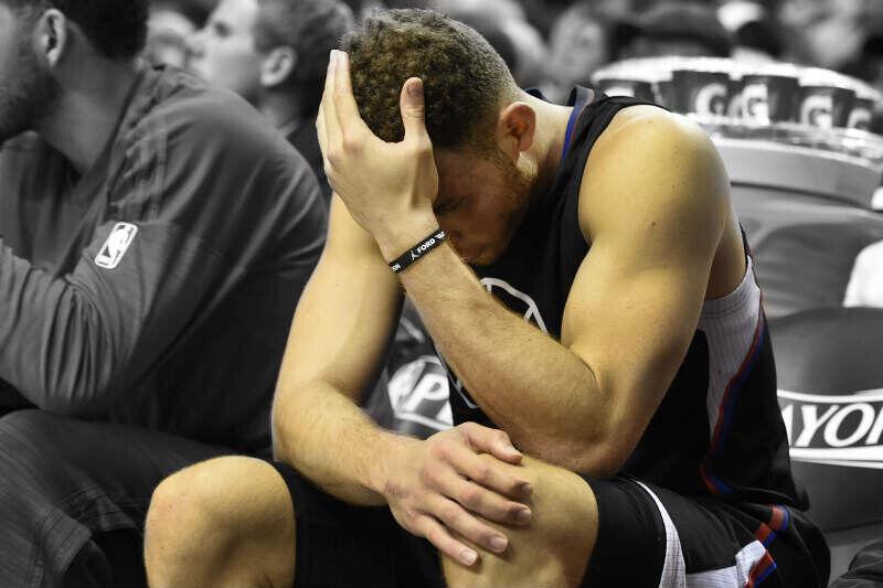Blake Griffin de Los Angeles Clippers
