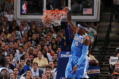 Dejó mates impresionantes en su primera etapa en la NBA