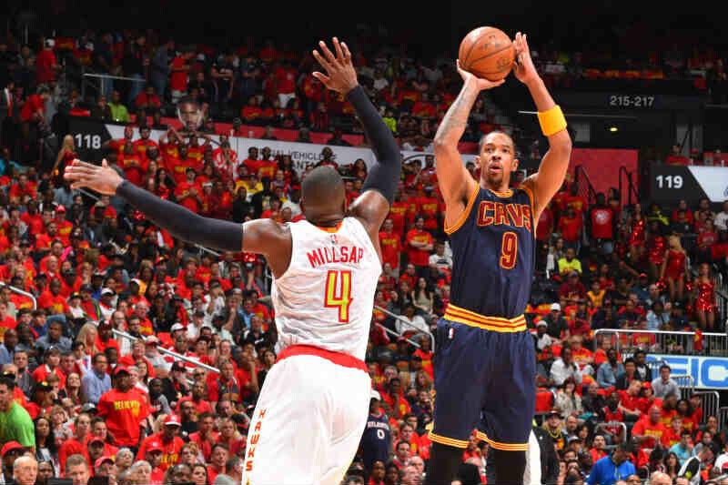 Channing Frye de Cleveland Cavaliers