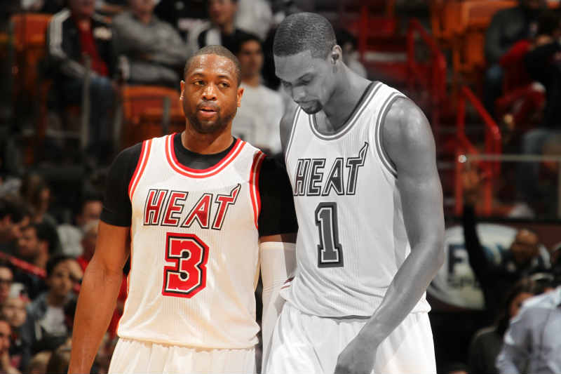 Chris Bosh de Miami Heat