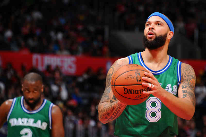 Deron Williams de Dallas Mavericks
