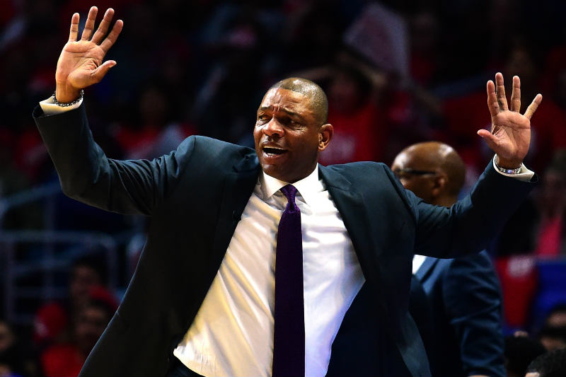 Doc Rivers de Los Angeles Clippers