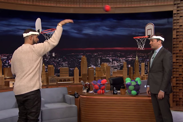 Drake y Jimmy Fallon ante un reto muy particular