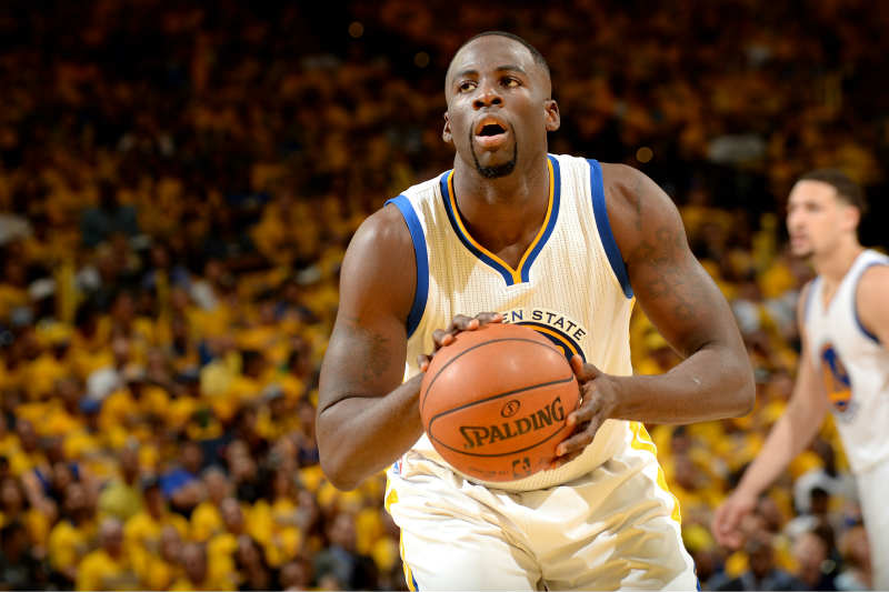 Draymond Green de Golden State Warrior