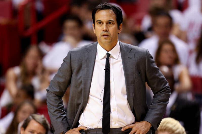 Erik Spoelstra de Miami Heat