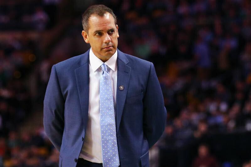 Frank Vogel entrenador