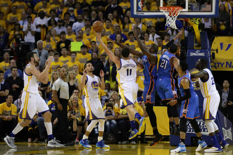 Golden State-Oklahoma City