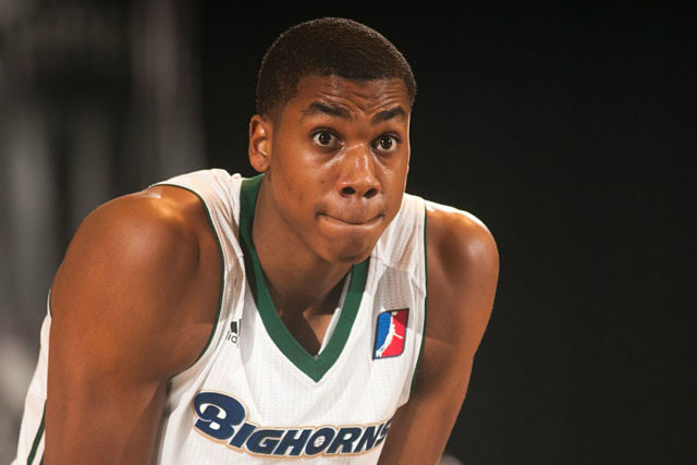 Hassan Whiteside en la D-Leagueq