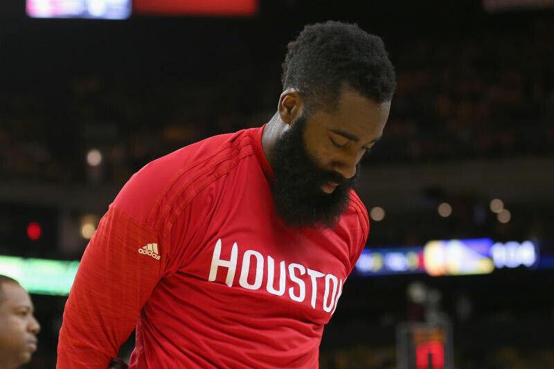 James Harden de Houston Rockets
