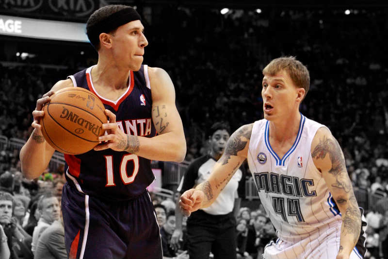 Jason Williams-Mike Bibby