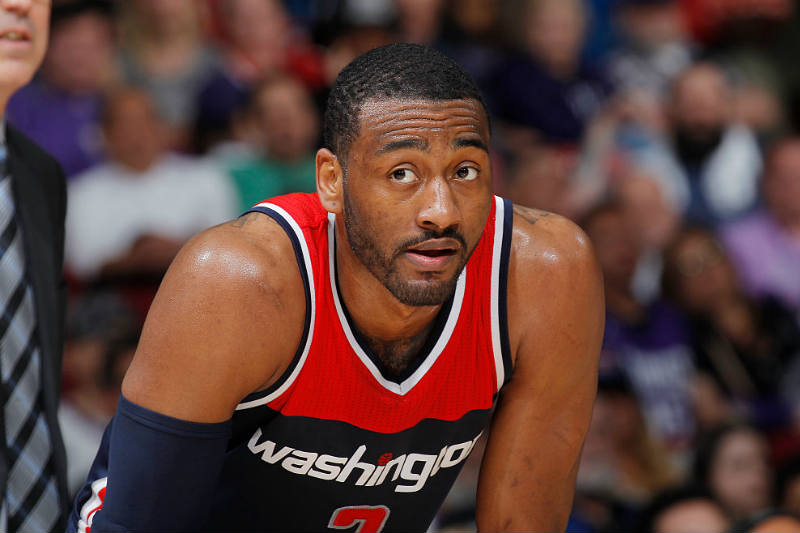 John Wall de Washington Wizards