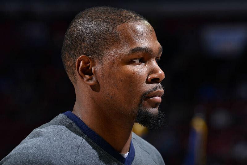 Kevin Durant de Oklahoma City Thunder