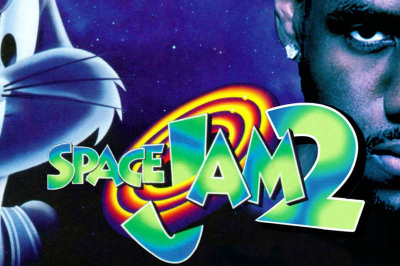 LeBron James - Space Jam 2