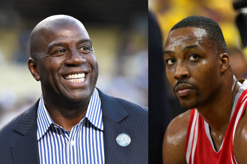 Magic Johnson - Dwight Howard