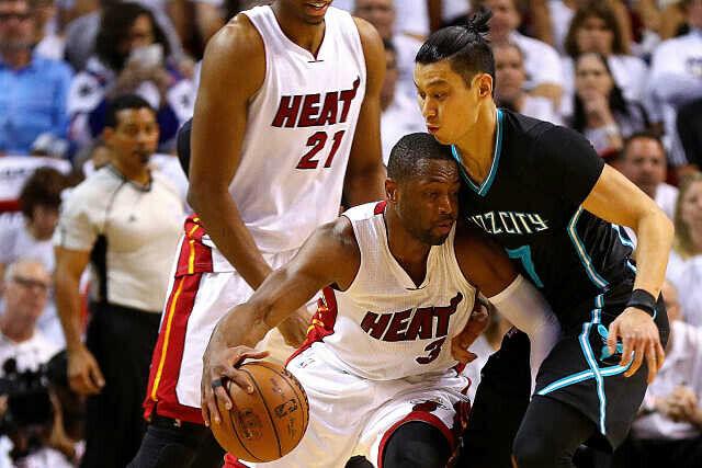 Dwyane Wade, estrella de Miami Heat