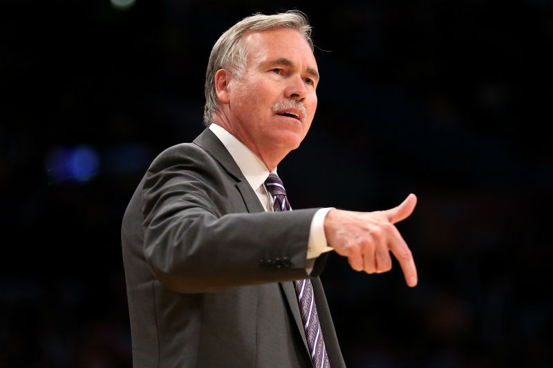 Mike D'Antoni de Houston Rockets
