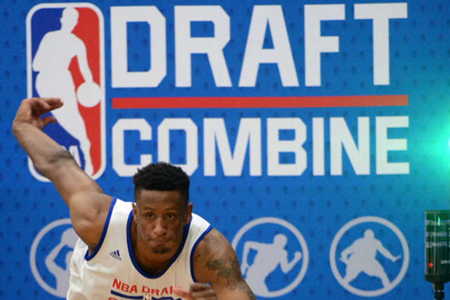 NBA Draft Combine, el escaparate de los novatos
