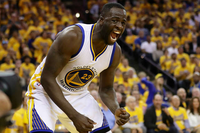 Draymond Green en el NBA Top 5