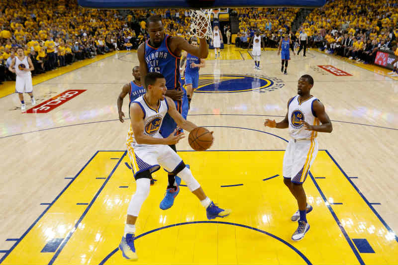 Stephen Curry-Kevin Durant